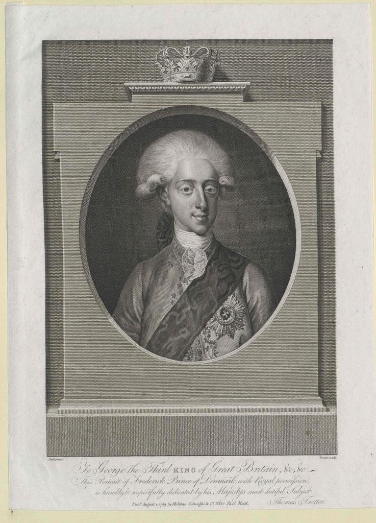 Friedrich VI., König von Dänemark
