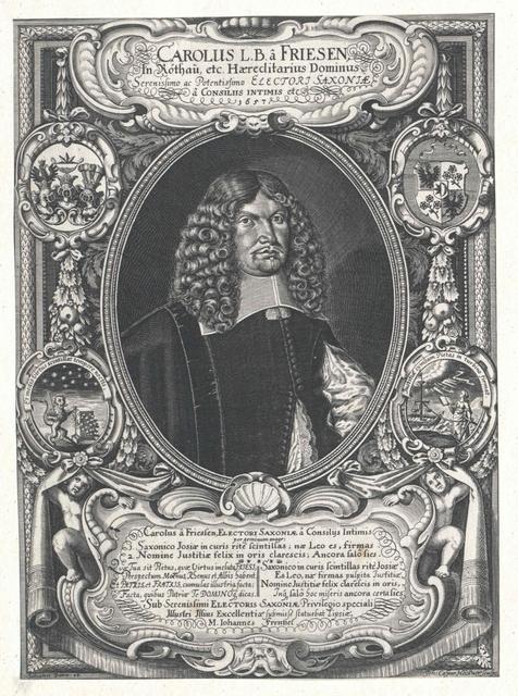 Friesen, Carl Graf von