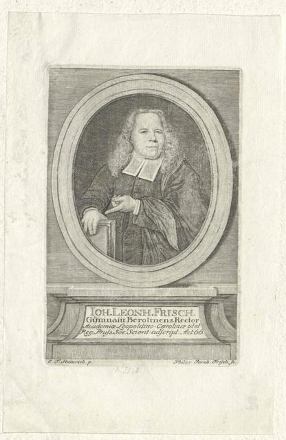 Frisch, Johann Leonhard