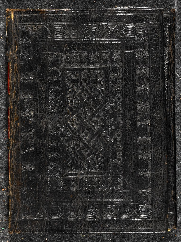Front binding from BL Royal 2 A VII, Front binding