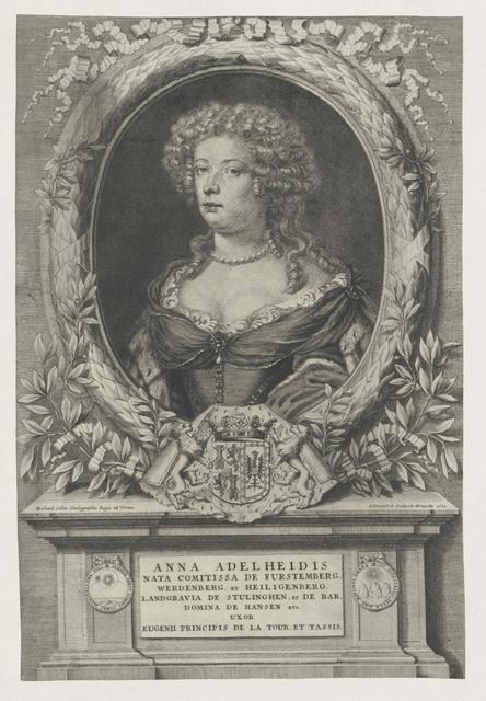 Fürstenberg, Anna Adelheid Landgräfin zu