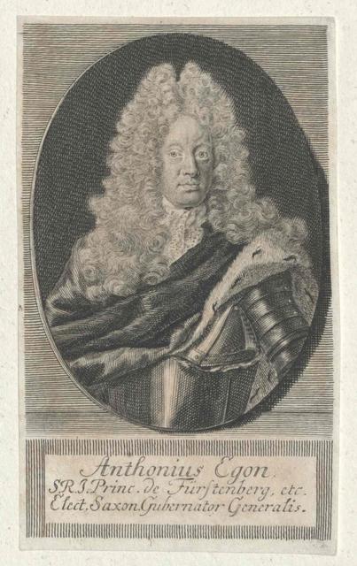Fürstenberg, Anton Egon Fürst von