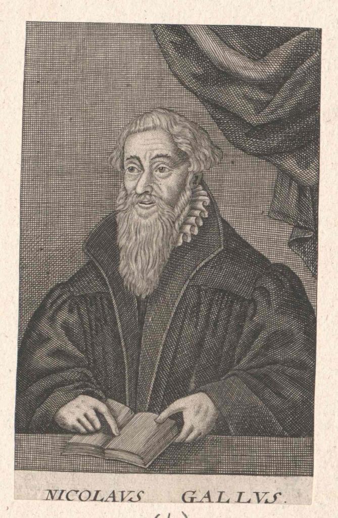 Gallus, Nikolaus
