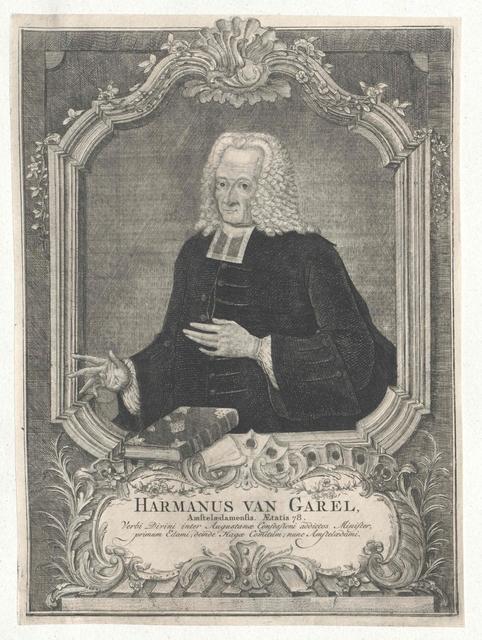 Garél, Hermanus van