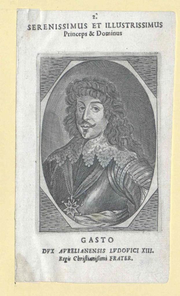 Gaston, Herzog von Orléans