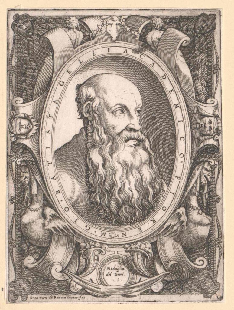 Gellio, Giovanni Battista