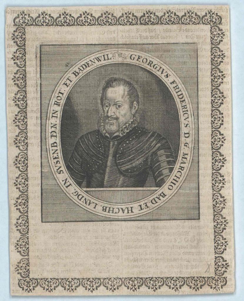 Georg Friedrich, Markgraf von Baden-Durlach