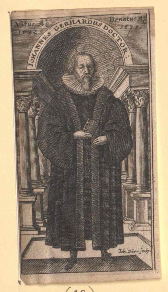 Gerhard, Johann