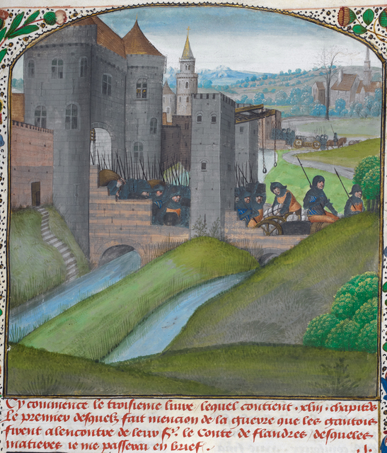 Ghent from BL Royal 14 E IV, f. 121