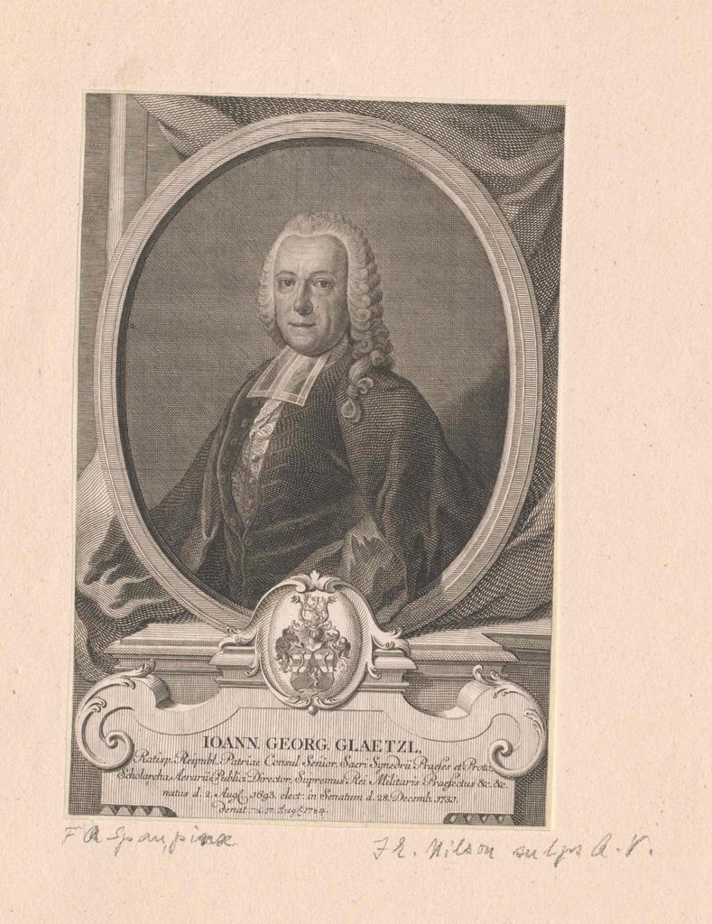 Glaetzl, Johann Georg