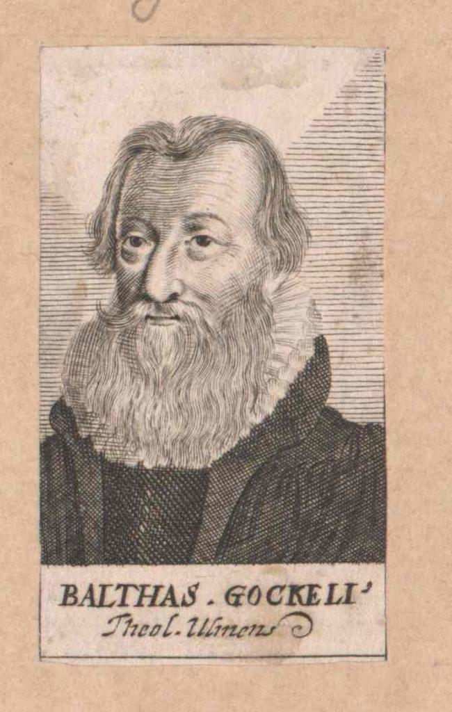 Gockel, Balthasar