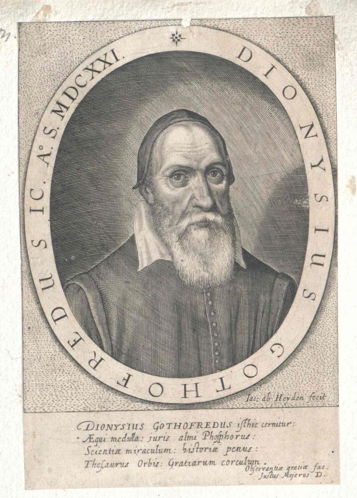 Godefroy, Denis