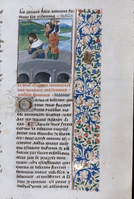 Gracchus from BL Royal 14 E V, f. 277