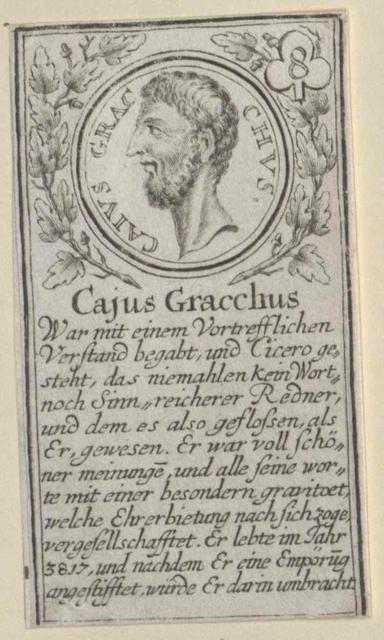 Gracchus, Gaius Sempronius