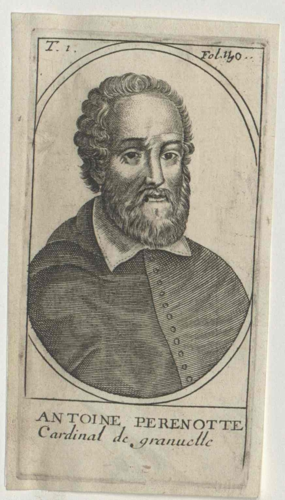 Granvella, Antoine Perrenot de