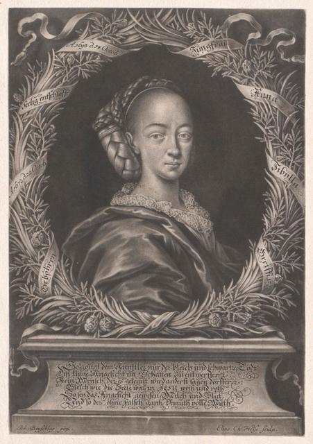 Greiff, Anna Sibilla