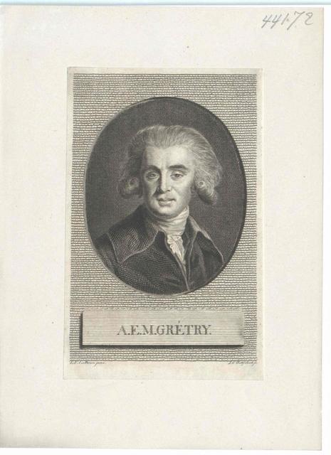 Gretry, Andre Erneste Modeste