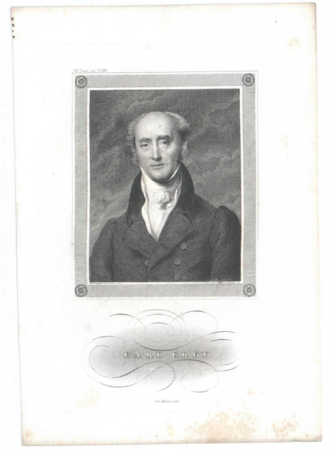 Grey, 2. Earl Grey, Viscount Howick, Charles