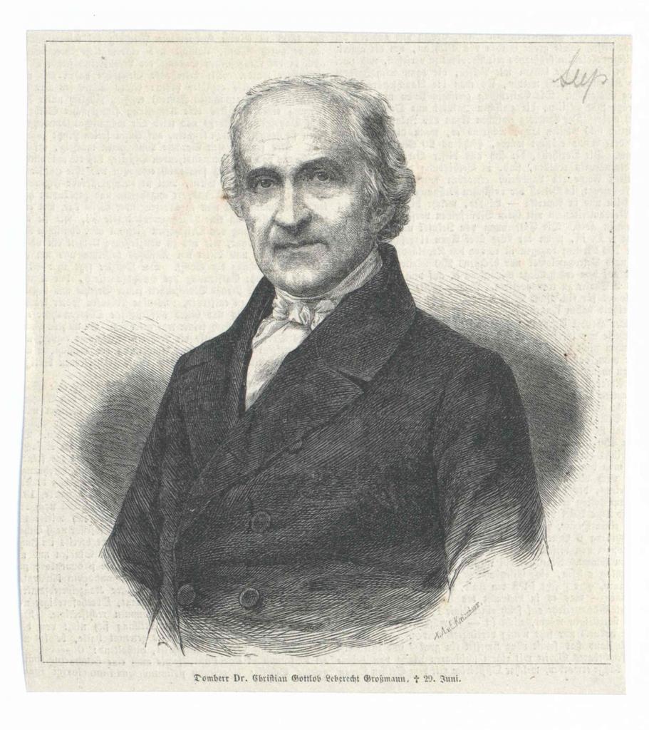 Großmann, Christian Gottlob Leberecht