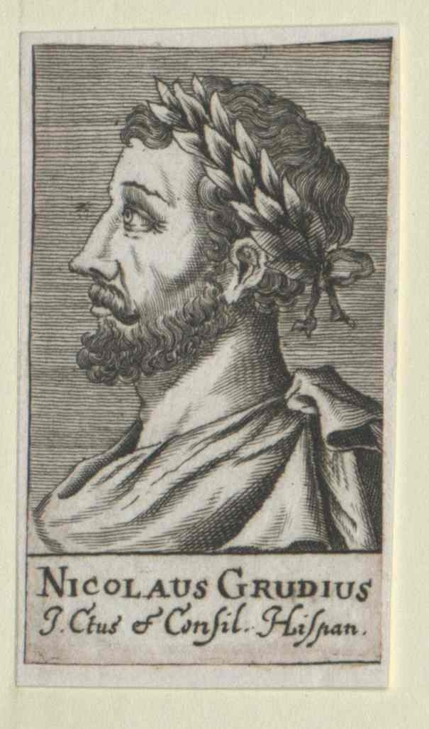 Grudius, Nicolaus