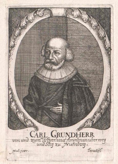 Grundherr von Altenthann und Weyherhaus, Carl