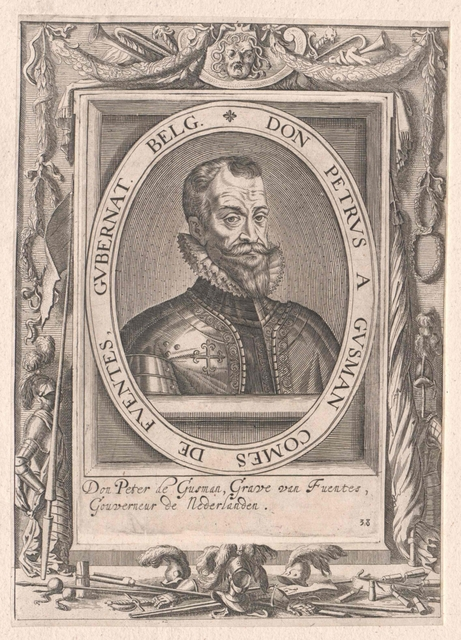 Guzman, Conde de Fuentes, Pedro Henriquez de