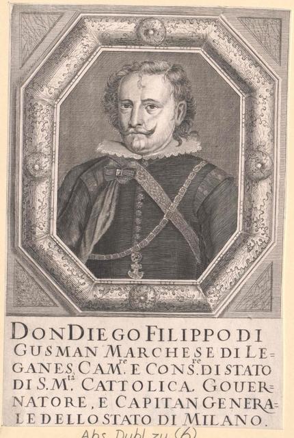 Guzmán, Diego Felipe Duque de Sanlúcar la Mayor