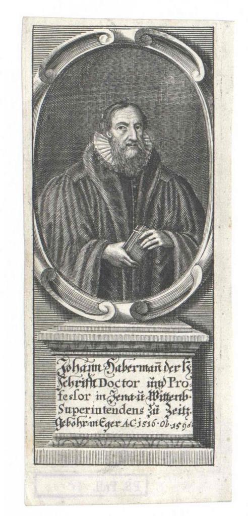 Habermann, Johann