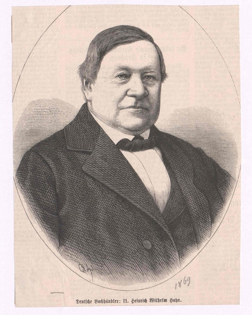 Hahn, Heinrich Willhelm d.J.