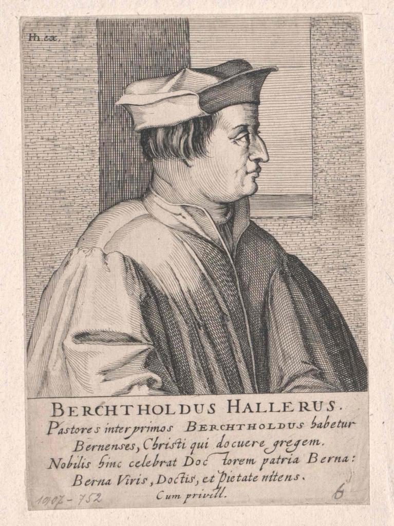Haller, Berthold