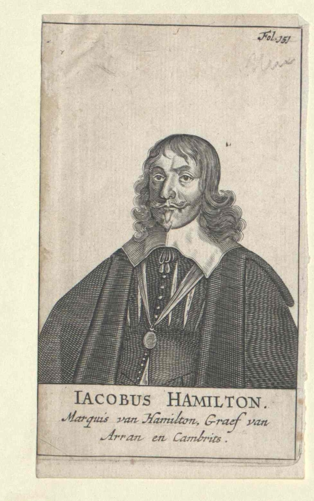 Hamilton, James Duke of