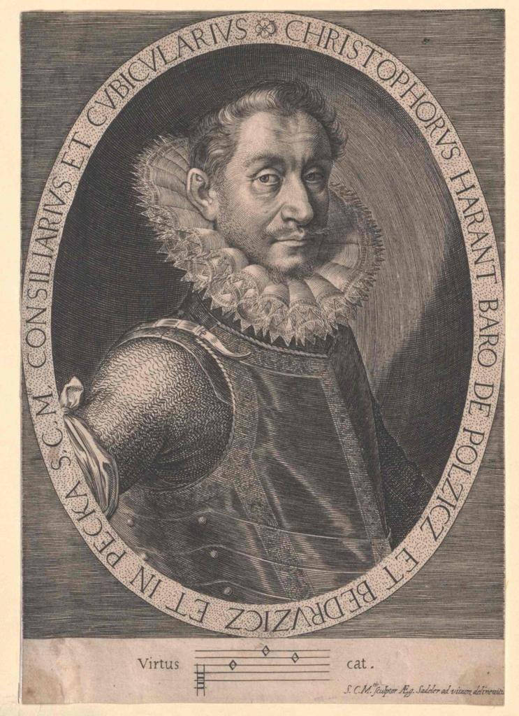Harant von Polzic und Bezdruzic, Christoph Freiherr