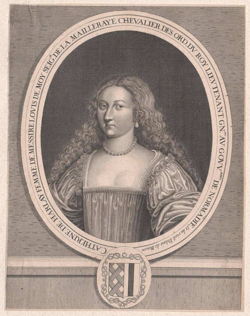 Harlay, Catherine de