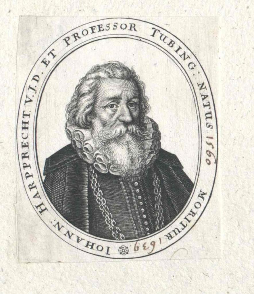 Harpprecht, Johannes