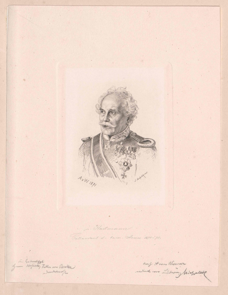 Hartmann, Jakob Freiherr