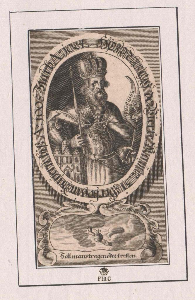 Heinrich II. der Heilige, Kaiser