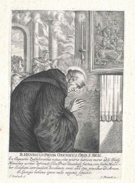 Heinrich von Zwiefalten