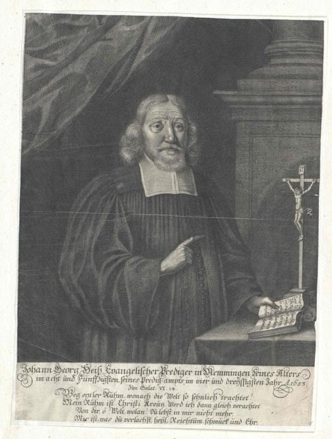 Heiss, Johann Georg