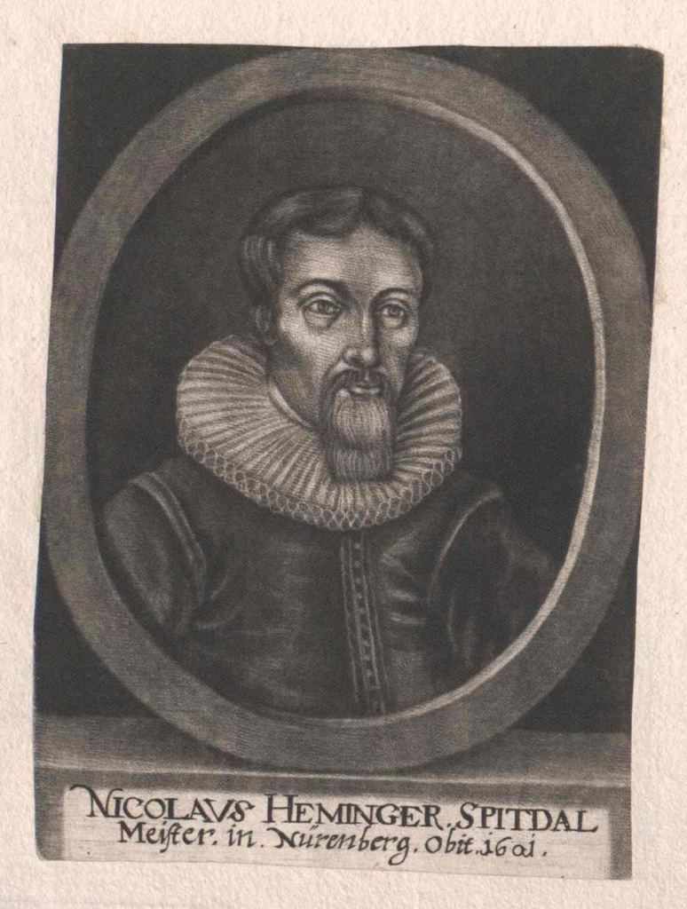 Heminger, Nicolaus