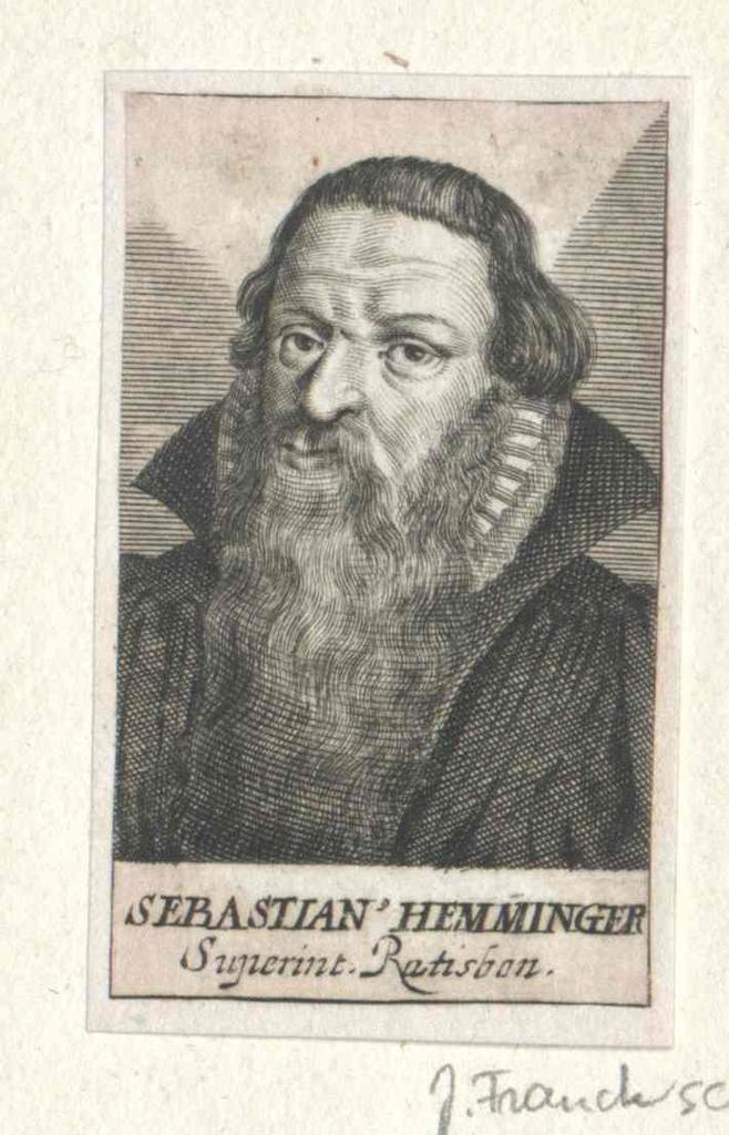 Heminger, Sebastian