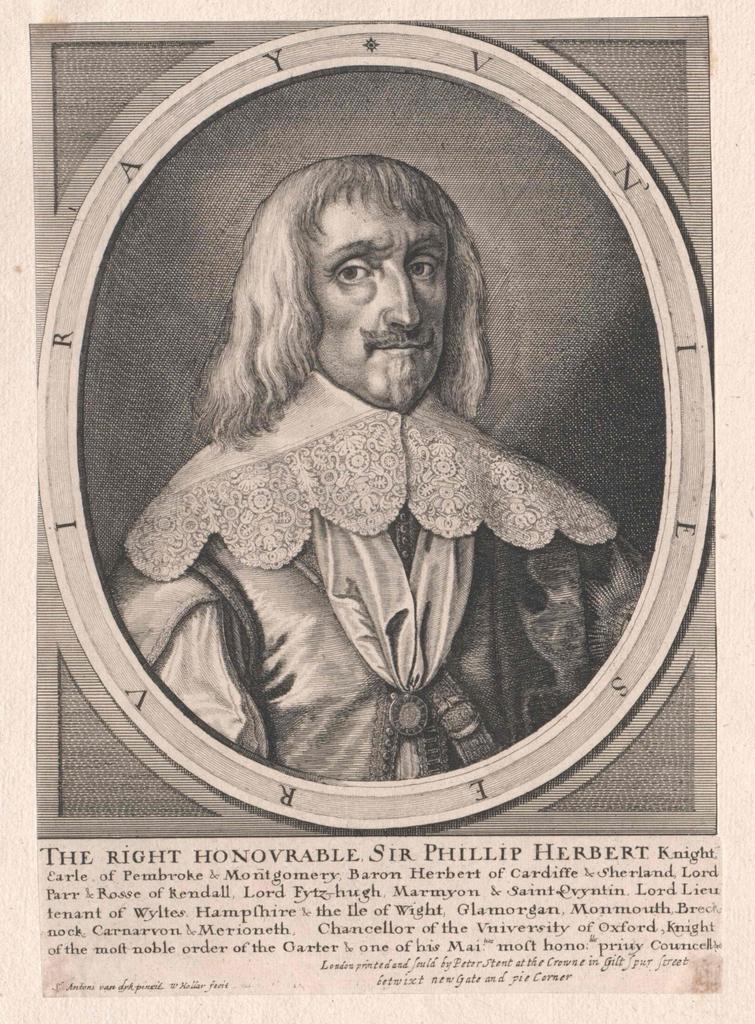 Herbert, 1. Earl of Montgomery, 4. Earl of Pembroke, Philip