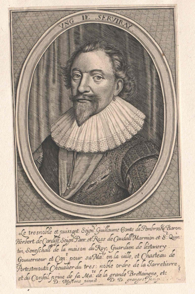 Herbert, 3. Earl of Pembroke, William