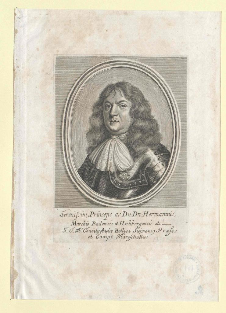 Hermann, Markgraf von Baden