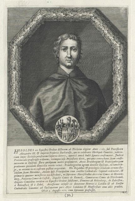 Herold, Bischof von Würzburg