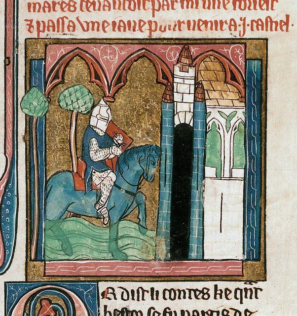 Hestor from BL Royal 20 D IV, f. 150v