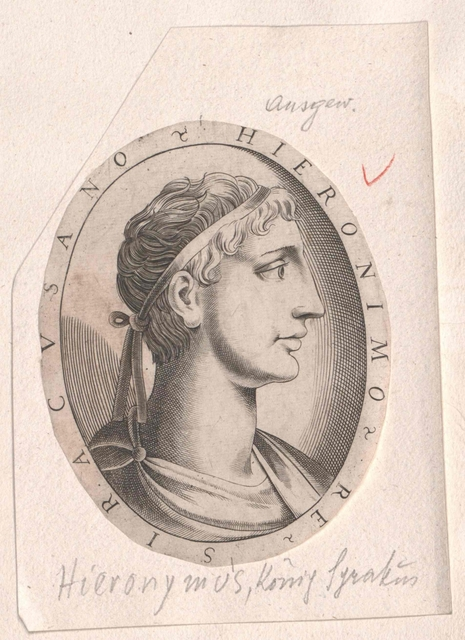 Hieron I., König von Syrakus