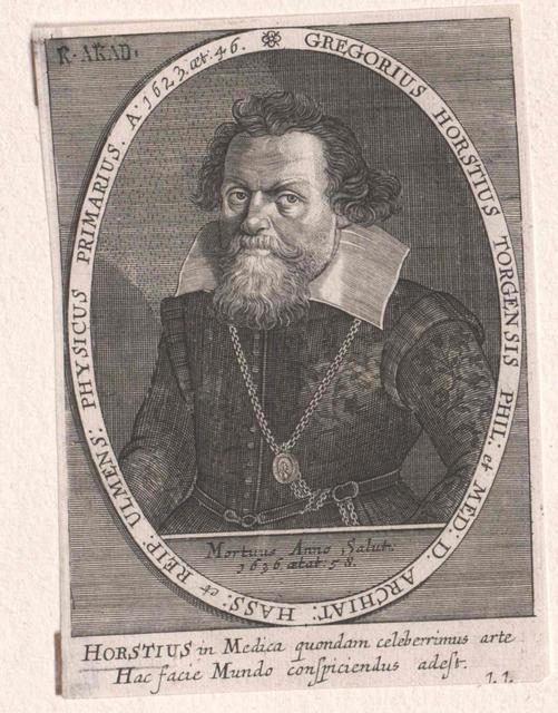 Horstius, Georgius