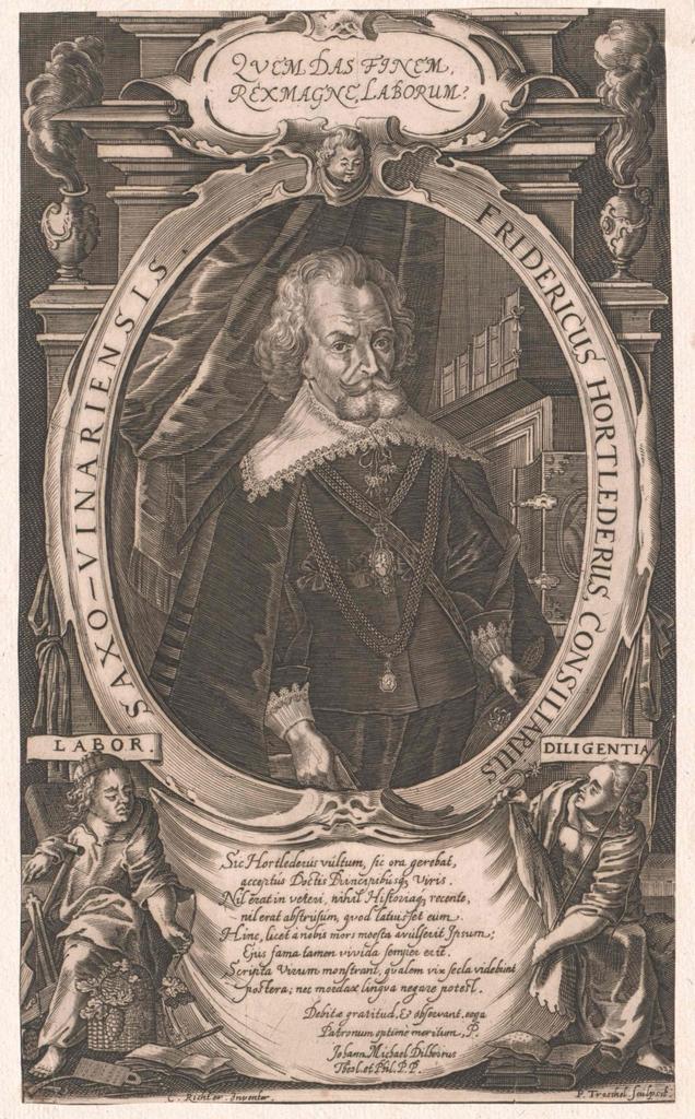Hortleder, Friedrich