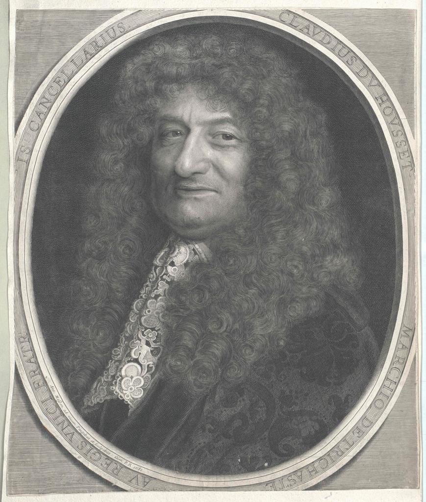 Housset, Marquis de Trichateau, Claude du