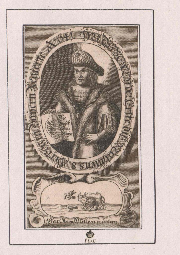 Hugobert I., Herzog von Bayern